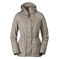 Плащ Eddie Bauer Womens Somerland Convertible Trench Coat LT TAUPE L Серый 5048LTAU-L, КОД: 259729