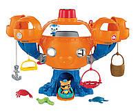 Октонавты Октобаза Подводная станция Fisher-Price Octonauts Octopod Playset