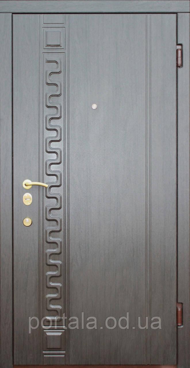 """Вхідні двері """"Портала"""" (серія Комфорт) ― модель Цезар"""