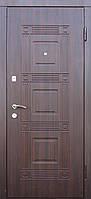 """Входная металлическая дверь """"Портала"""" для квартиры (серия Комфорт) ― модель Министр, фото 1"""