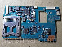 17. Плата фотоаппарата Sony H50