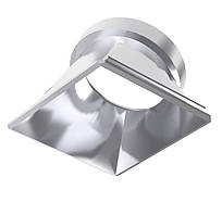 Рефлектор Ideal Lux DYNAMIC REFLECTOR SQUARE SLOPE CHROME (221670)