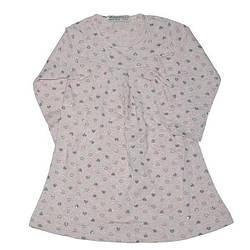 Детское трикотажное платье  для девочки от 2-8 лет