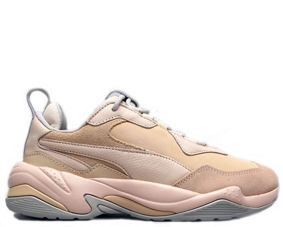 Оригинальные кроссовки женские Puma Thunder Desert Beige