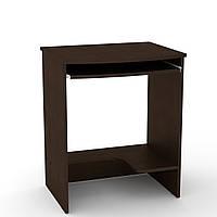 Стол компьютерный СКМ-13 венге темный  (61х50х74 см)