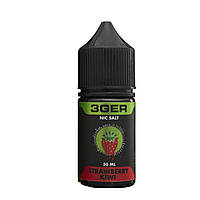 Жидкость 3Ger Salt Strawberry Kiwi 25 мг 30 мл