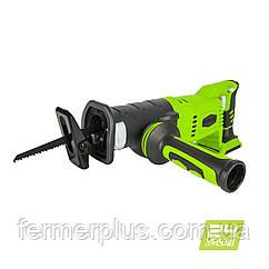 Пила шабельна акумуляторна Greenworks G24RS