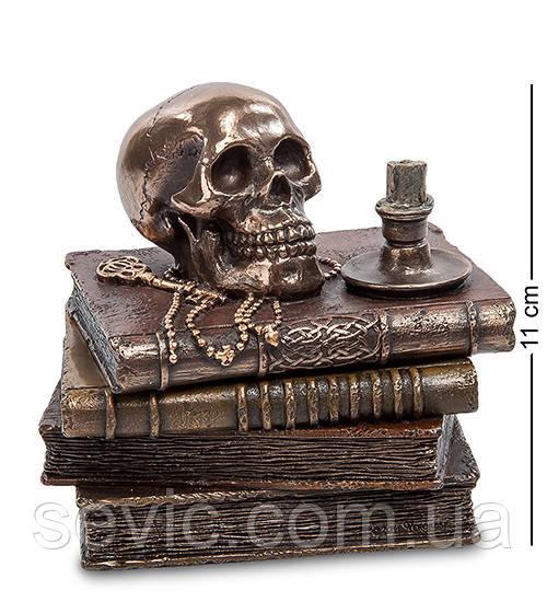 "Шкатулка Veronese ""Тайные знания"" 11 см 1902592"