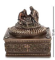Шкатулка Veronese Рождение Христа 12 см 1903893