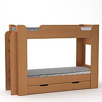 Кровать двухъярусная Твикс бук