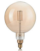 Светодиодная лампа Ideal Lux VINTAGE XL E27 4W GLOBO BIG 2200K DIMMER (223834)