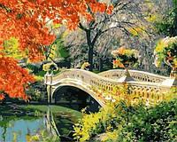 Картина по номерам 40×50 см. Mariposa Green Park, Швейцария (Q 611)