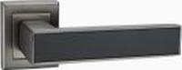 Дверная ручка MVM A-2015 МА+Black