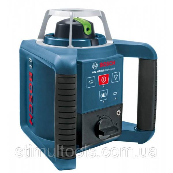 Ротаційний лазерний нівелір Bosch GRL 300 HVG SET
