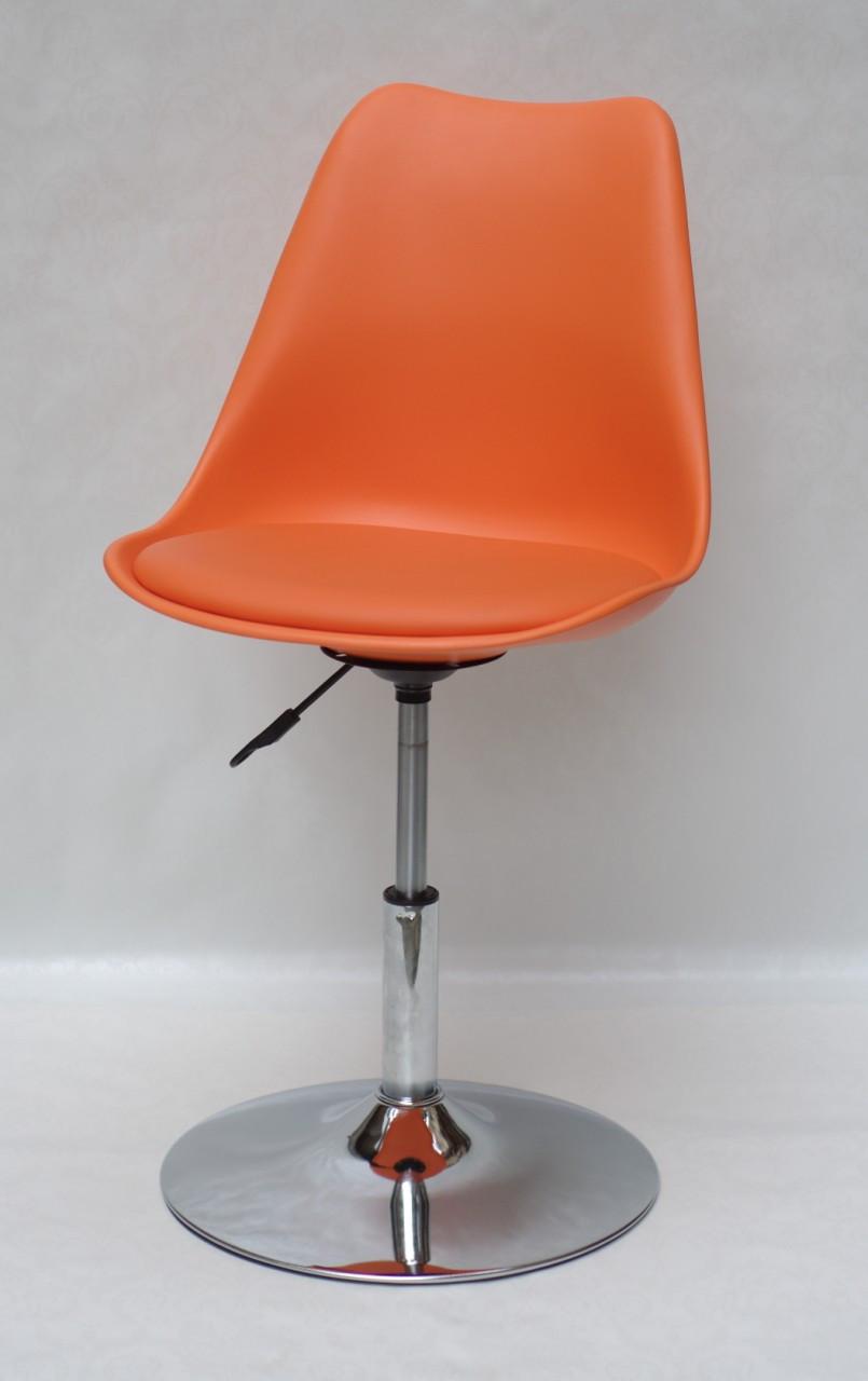 Стул Milan C Base, оранжевый