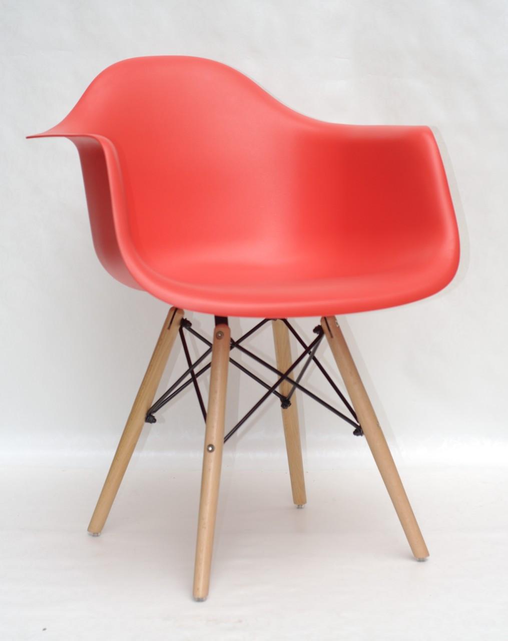 Крісло Leon, червоний