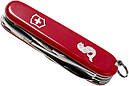 Нож складной, мультитул Victorinox Angler (91мм, 18 функций), красный 1.3653.72, фото 5