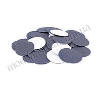 Сменные файлы для педикюрного диска Refill Pads L (25 мм) 180 грит (50 шт), PDF-25-180 Staleks