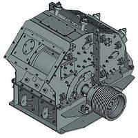 Дробилка роторная ДРК-10х8 крупного дробления