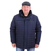 Батальная зимняя мужская куртка классическая (58-64)
