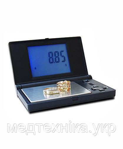 Весы цифровые, карманные Momert (Модель 6000) (500g~0.1g), Венгрия