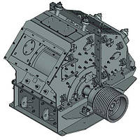 Дробилка роторная ДРК-12х10 (аналог СМД 86А) крупного дробления
