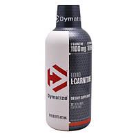Жиросжигатель Dymatize L-Carnitine Liquid 1100, 473 мл Ягода