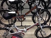 """Велосипед Azimut Салют (Фара) 20"""" и 24"""""""