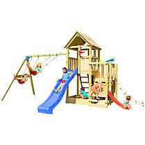 Детская игровая площадка Blue Rabbit PENTHOUSE + SWING, фото 2