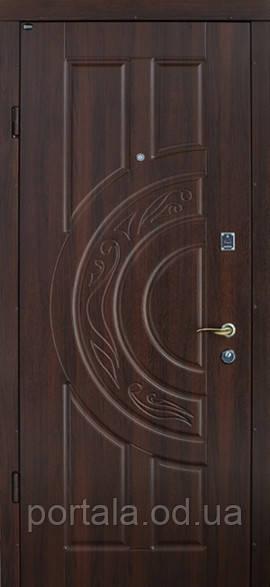 """Входная дверь для квартиры """"Портала"""" (серия Комфорт) ― модель Рассвет"""