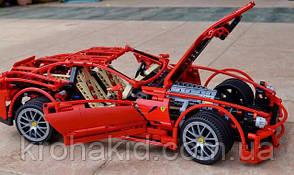 """Конструктор Decool 3333 """"Ferrari 599 GTB Fiorano """" 1322 дет ., фото 2"""