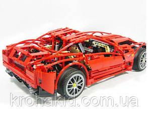 """Конструктор Decool 3333 """"Ferrari 599 GTB Fiorano """" 1322 дет ., фото 3"""