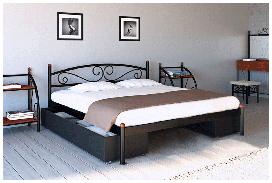 Кровать Вероника металлическая ( Металл Дизайн )
