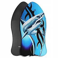 Бодиборд-доска для плавания на волнах SportVida Bodyboard SV-BD0002-1