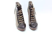 Осінні шкіряні черевики Guero 34-250-5-4, фото 4