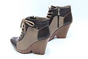 Осінні шкіряні черевики Guero 34-250-5-4, фото 3