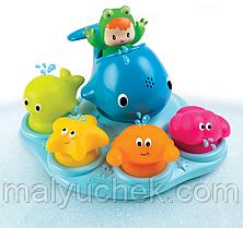 Игрушка для ванны Cotoons Bath Island Smoby 110608
