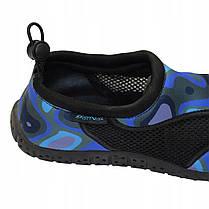 Обувь для пляжа и кораллов (аквашузы) SportVida SV-DN0012-R44 Size 44 Blue, фото 3