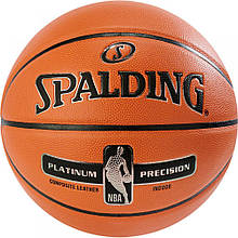 М'яч баскетбольний Spalding NBA Platinum Precision Size 7