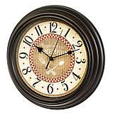 Часы настенные Veronese Кухня 30 см 12003-001 часы на стену, фото 2
