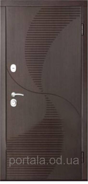 """Входная дверь """"Портала"""" (серия Комфорт) ― модель Торнадо"""