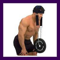Упряжь для тренировки шеи