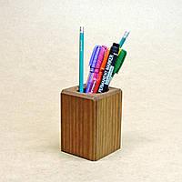 Подставка для ручек серия Б шафран