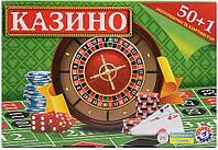 Настольная игра для всей семьи «Казино» ТЕХНОК (1813)