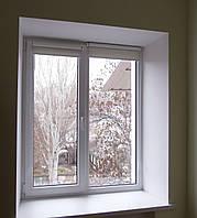 Металлопластиковое окно KBE в Николаеве