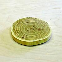 Срез (спил) шлифованный без коры 12-14см