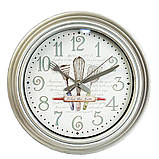 Часы настенные Veronese Кухня 30 см 12003-002 часы на стену, фото 2