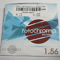 Фотохромная линза DIVEL ITALIA 1.56