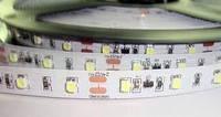 Светодиодная лента SMD2835 без влагозащиты 60 светодиодов на 1м БЕЛЫЙ ХОЛОДНЫЙ
