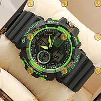 Часы G-Shock Triple Sensor White/Gold